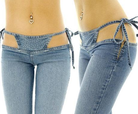 Sanna's Ultra Low-Rise Bikini Pants