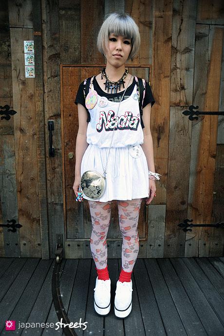 110703-8308 - Street fashion in Harajuku, Tokyo
