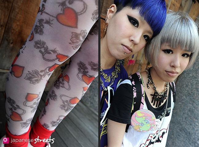 110703-8360-110703-8381 - Street fashion in Harajuku, Tokyo