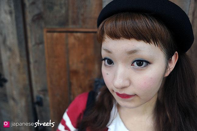 110816-8551 - Japanese street fashion in Harajuku, Tokyo