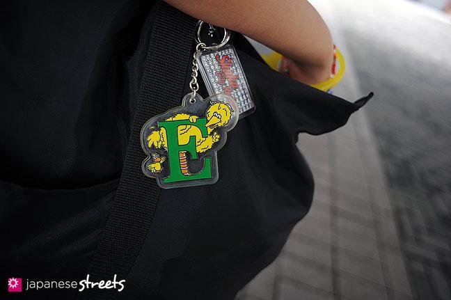 110831-9198: Japanese street fashion in Shinjuku, Tokyo