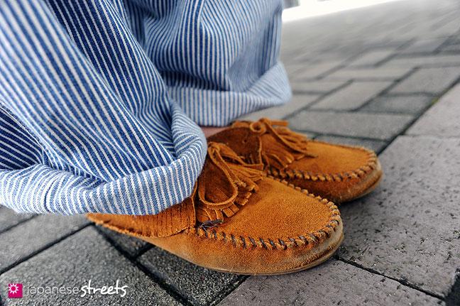 110831-9209: Japanese street fashion in Shinjuku, Tokyo
