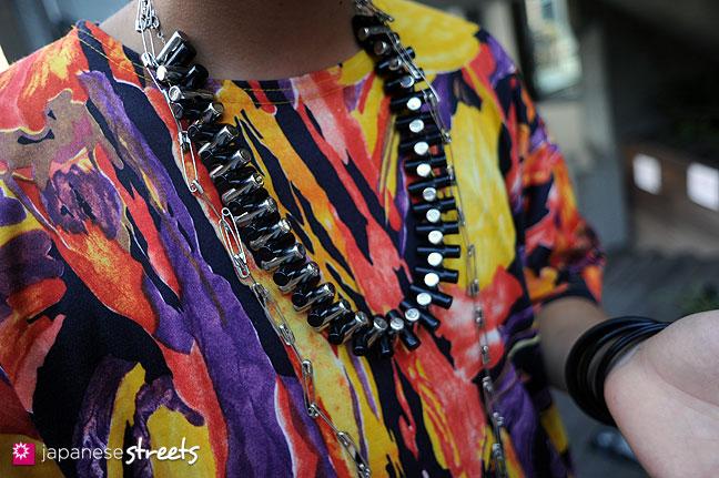 110824-8782: Japanese street fashion in Harajuku, Tokyo