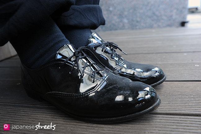 110824-8718: Japanese street fashion in Harajuku, Tokyo