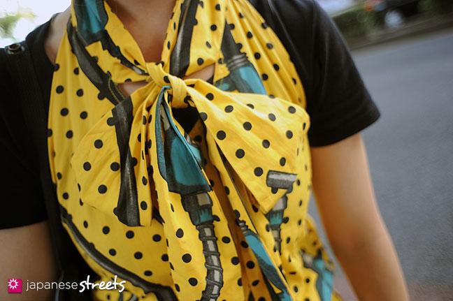 110830-9044: Japanese street fashion in Harajuku, Tokyo