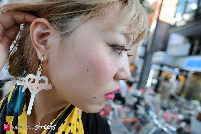 110830-9061: Japanese street fashion in Harajuku, Tokyo
