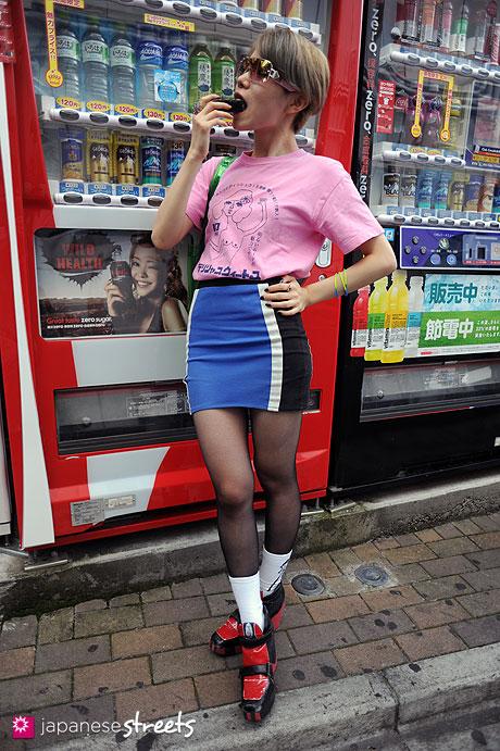 110830-9062: Harajuku, Tokyo, Printstar, EMODA, JOUNY, Linda Farrow