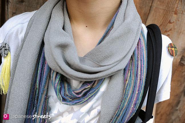 110824-8743: Japanese street fashion in Harajuku, Tokyo
