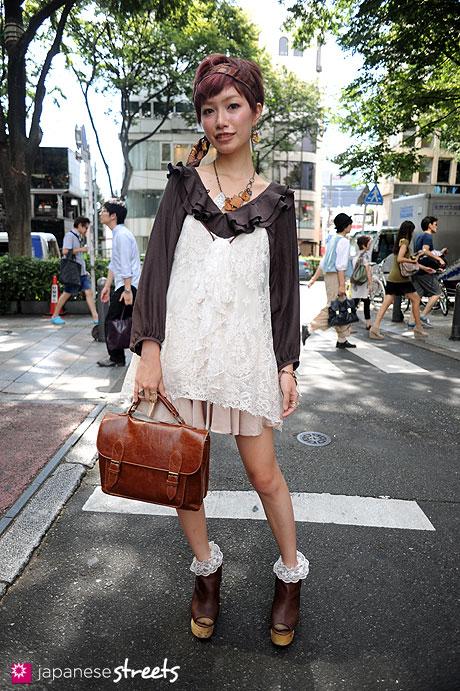 110911-9437:Harajuku, Tokyo, who's who Chico, Dress & Co, Jeffrey Campbell, BDG