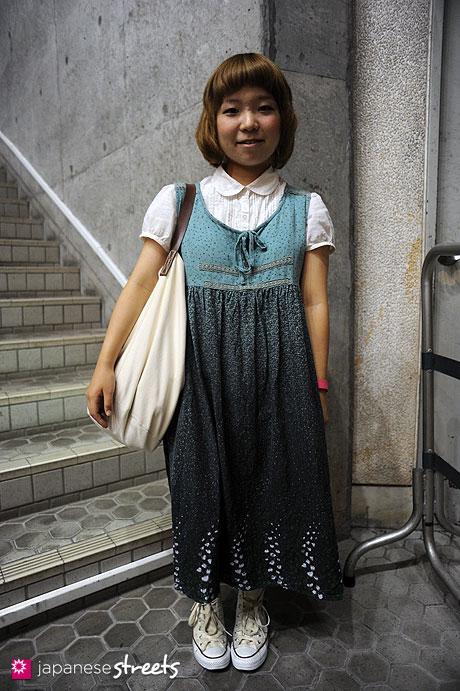 110913-0332:Harajuku, Tokyo, Kilki, Converse