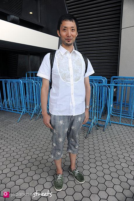 110913-0594:Harajuku, Tokyo, LOVELESS, goldandbouncy, Ampersand, NIXON