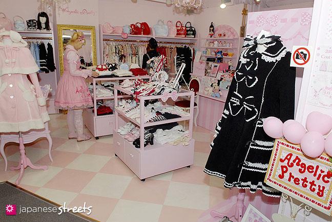 60914-6786: Angelic Pretty Store Harajuku Tokyo
