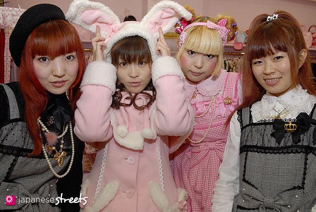 60914-6807: Angelic Pretty Store Harajuku Tokyo