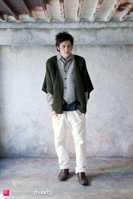 _MG_6549: MITSUSHIYANAIHARA A/W 2011