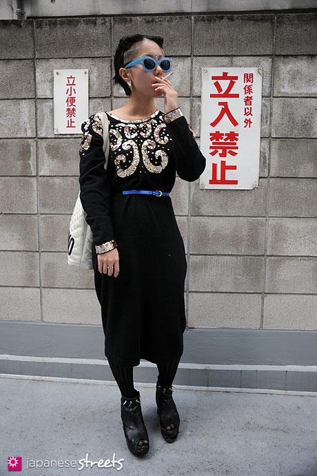 111009-2649:Harajuku, Tokyo, LDS, Forever21, Strama