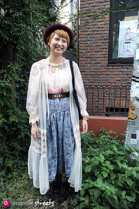 111009-2732:Harajuku, Tokyo, Topshop, Mujirushi,  ACQUA