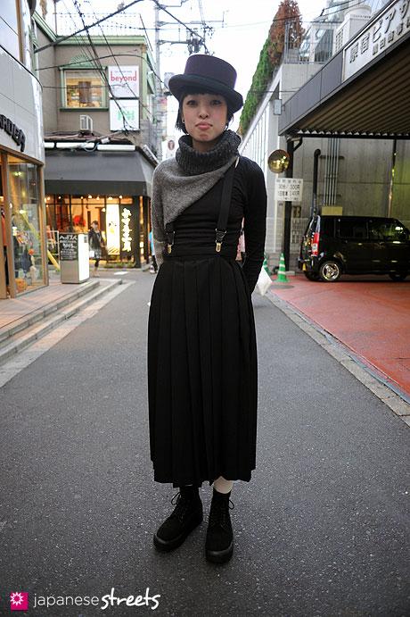 111009-2951:Harajuku, Tokyo, CA4LA, Y's Red Label, TOKYO BOPPER