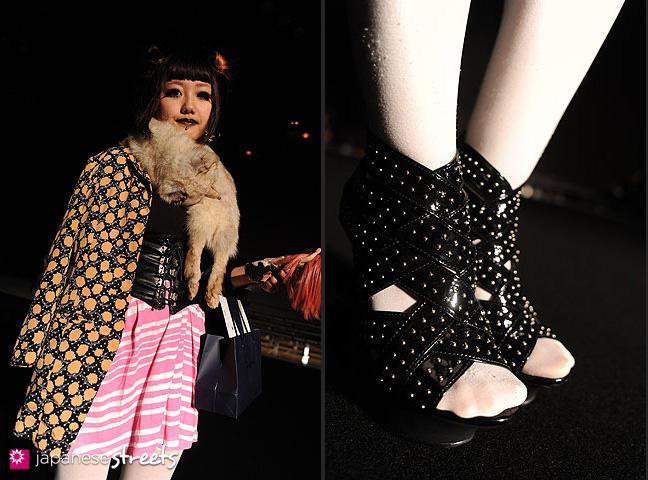 111020-0586-111020-0599: Japanese street fashion in Shibuya, Tokyo