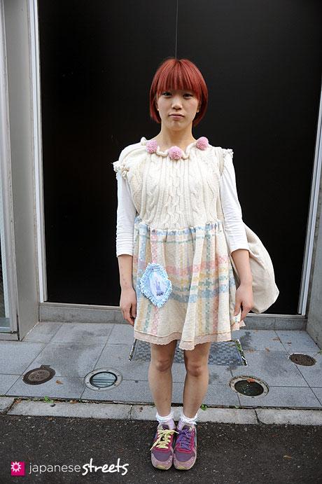 111026-4884:Harajuku-Tokyo-southpaw-PUMA-STRIP-Boy
