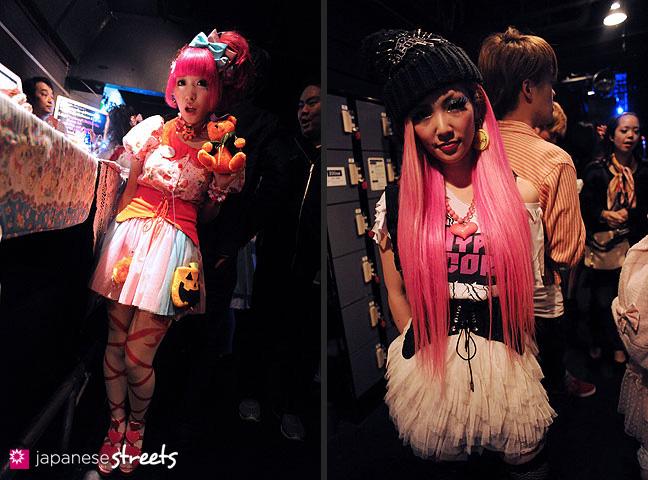 111030-5141-111030-5163: Halloween party at Tokyo's Shibuya
