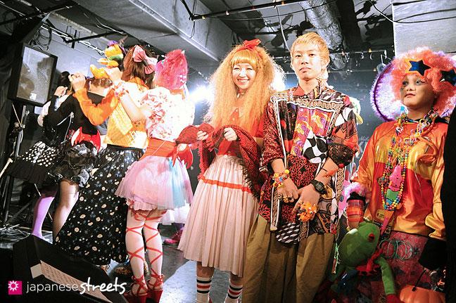 111030-5502: Halloween party at Tokyo's Shibuya