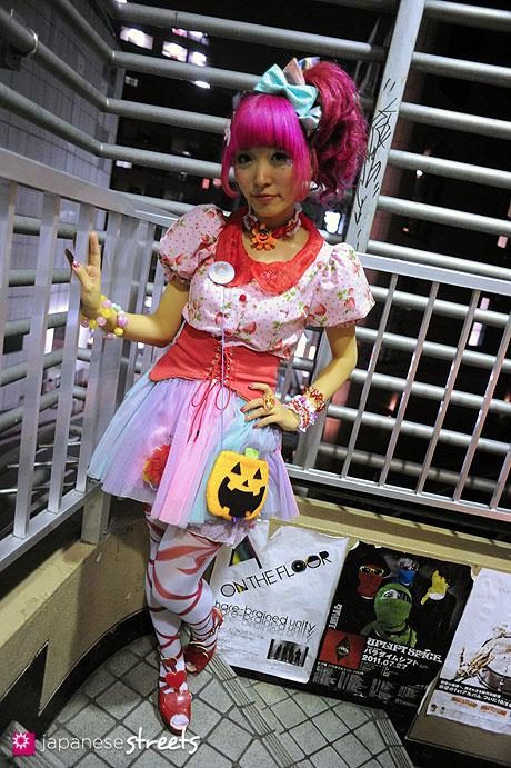 111030-5750: Halloween in Shibuya, Tokyo