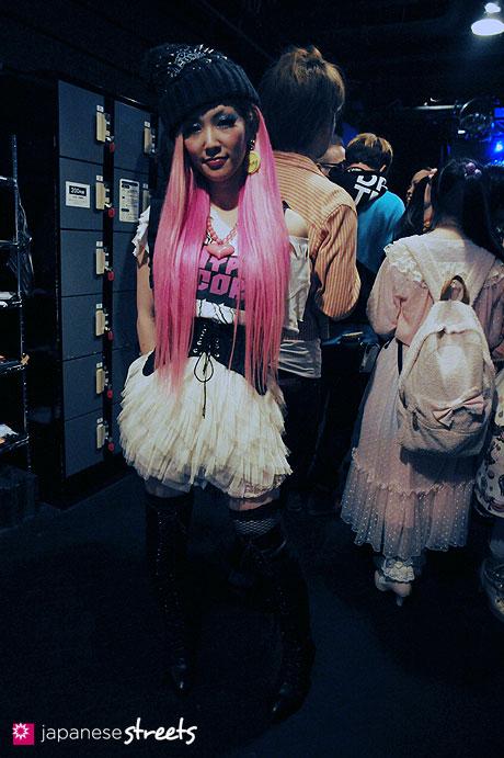 111030-5161: Halloween in Shibuya, Tokyo