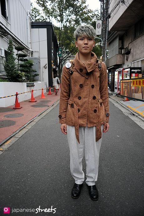 111030-5023: Harajuku-Tokyo-toshiaki kon-RIP CURL-LIM CODE