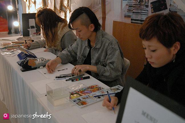 110526-6256-AY: Culture Festival of Bunka Fashion College in Tokyo