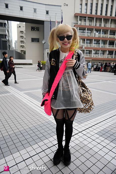 111103-6503: Japanese street fashion in Shibuya, Tokyo