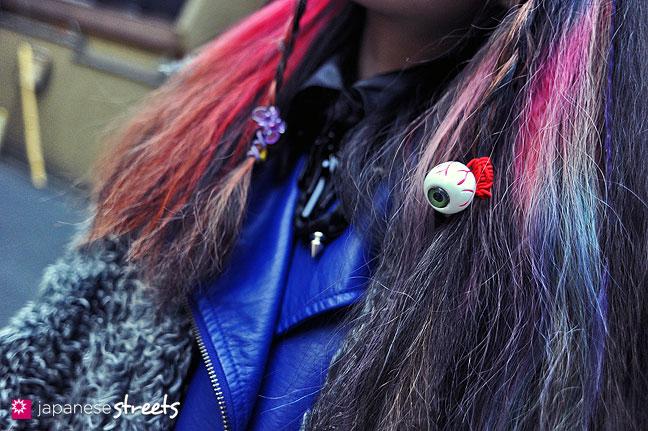 111127-1329: Japanese street fashion in Harajuku, Tokyo