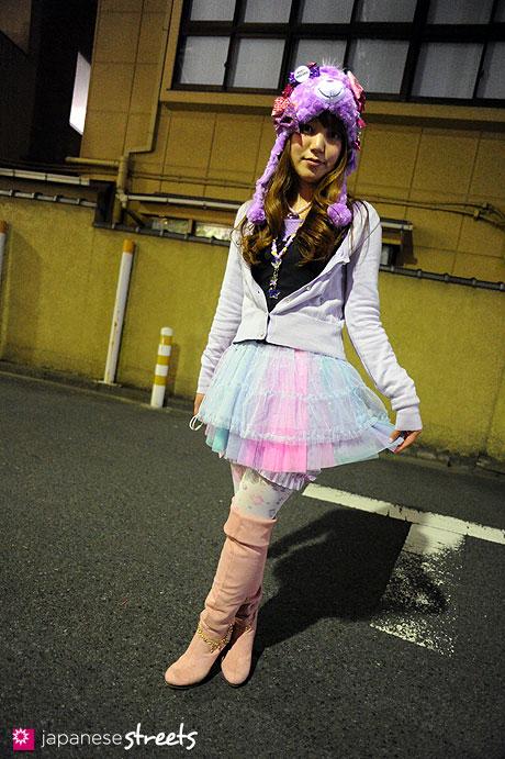 111127-1523: Harajuku-Tokyo-F i.n.t-6%DOKIDOKI-Spank!-LIZ LISA