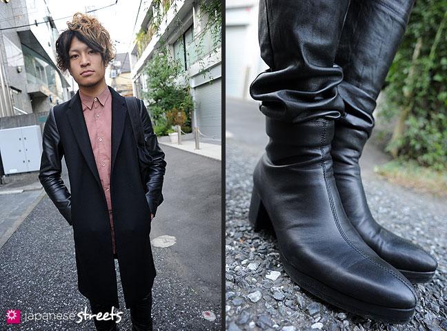 111123-0022-111123-0061: Japanese street fashion in Harajuku, Tokyo