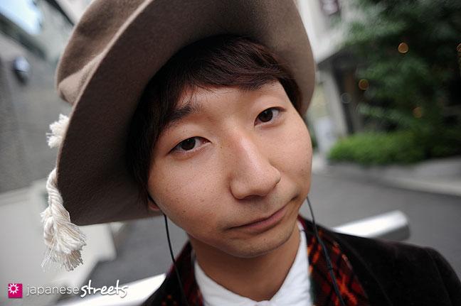 111123-0084: Japanese street fashion in Harajuku, Tokyo