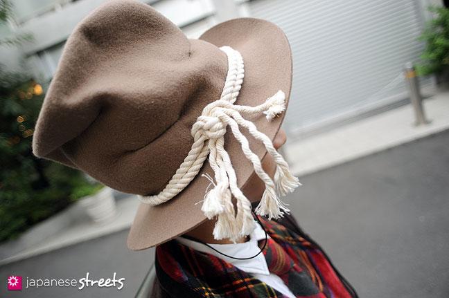 111123-0088: Japanese street fashion in Harajuku, Tokyo