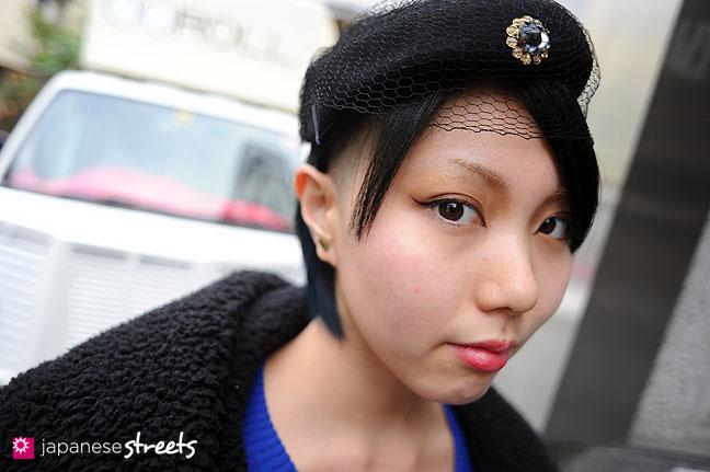 111123-0117: Japanese street fashion in Harajuku, Tokyo