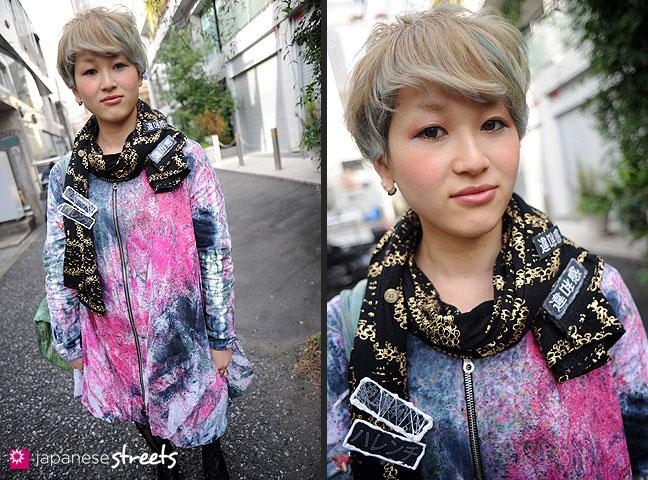111127-0475-111127-0488: Japanese street fashion in Harajuku, Tokyo