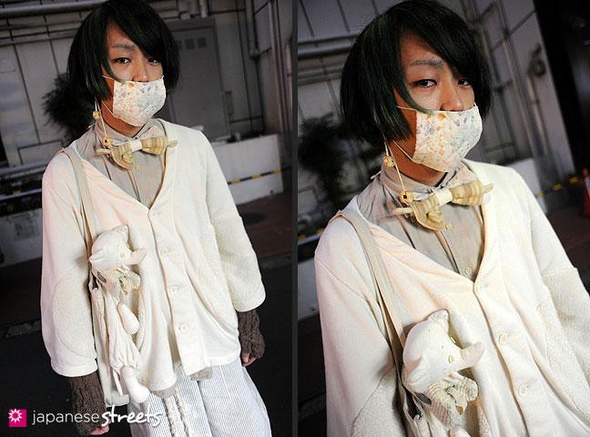 111123-0292-111123-0295: Japanese street fashion in Harajuku, Tokyo