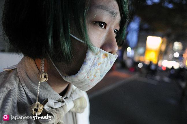 111123-0310: Japanese street fashion in Harajuku, Tokyo