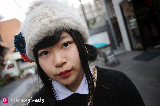 111127-0382: Japanese street fashion in Harajuku, Tokyo