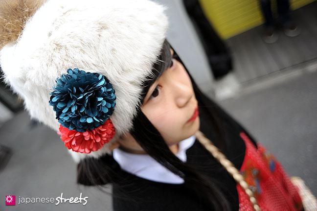 111127-0399: Japanese street fashion in Harajuku, Tokyo