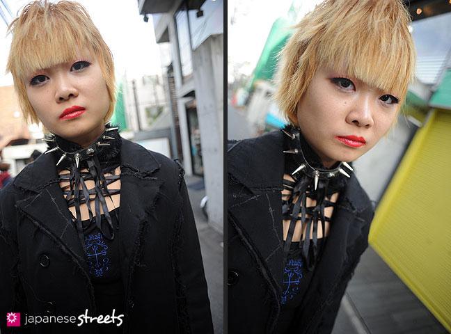 111127-0431-111127-0442: Japanese street fashion in Harajuku, Tokyo