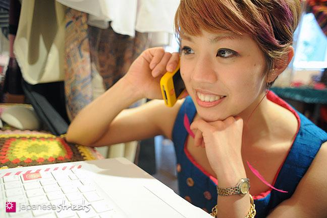 "110605-6048 - Ayano ""Gon"" Nakayama of Dorothy Vacance"