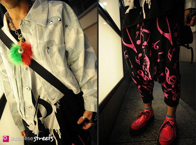 120101-2233-120101-2235: Japanese street fashion in Harajuku, Tokyo