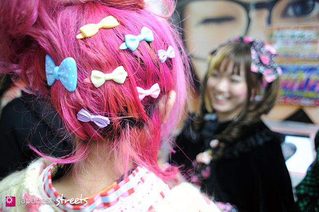 120107-2277: Japanese street fashion in Harajuku, Tokyo