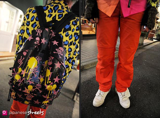 120107-2554-120107-2555: Japanese street fashion in Harajuku, Tokyo