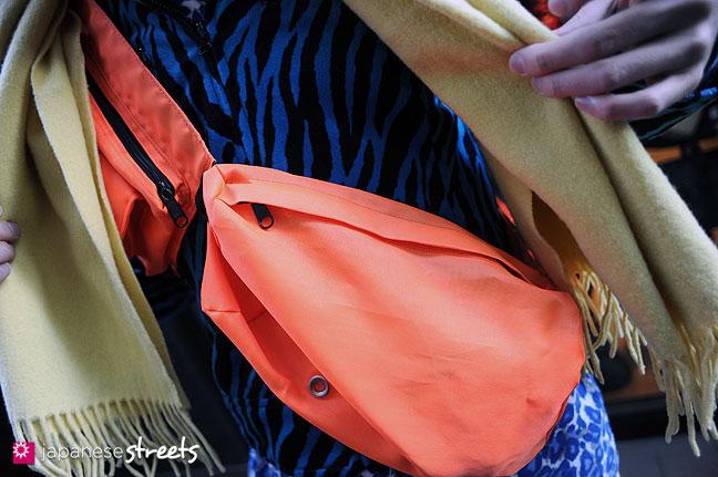 120107-2357: Japanese street fashion in Harajuku, Tokyo