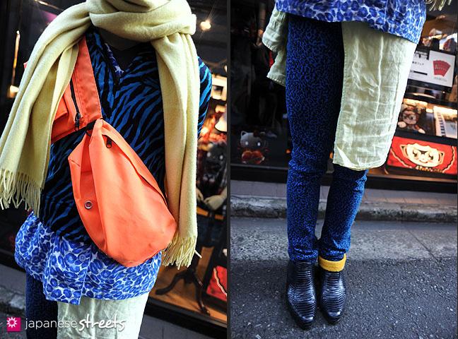 120107-2359-120107-2363: Japanese street fashion in Harajuku, Tokyo
