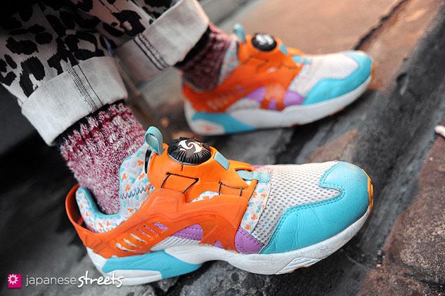 120118-2933: Japanese street fashion in Harajuku, Tokyo