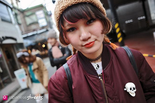 120211-5888 - Japanese street fashion in Harajuku, Tokyo